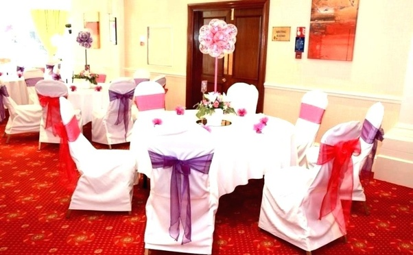 Banquet Decoration Ideas Decorating For Tables Party Table Setting Dinner Balloon