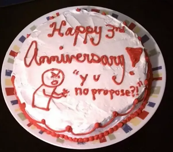 What Are Some Hilarious Messages To Write On Birthday Cakes Quora