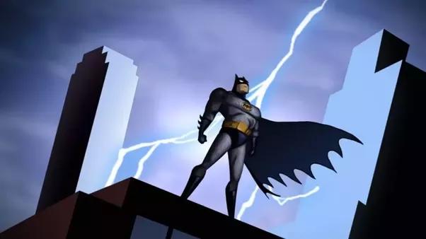 cartoon Batman adult