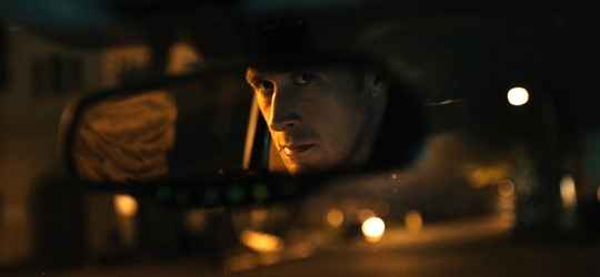 This is a driver. A professional stuntman. He also drives for criminals at night. (Spoiler) & What are the best examples of lighting in movies? - Quora