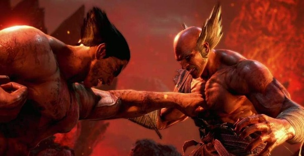 What Is The Storyline Of The Game Tekken Quora