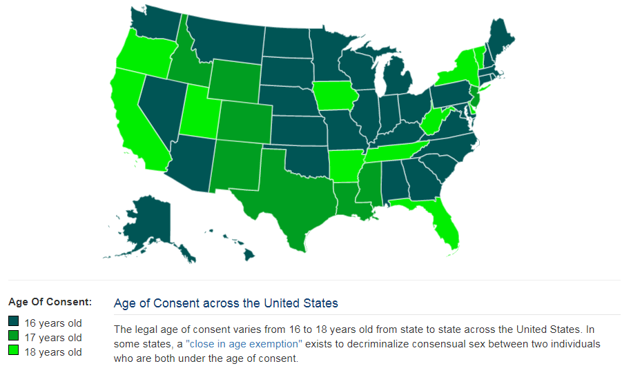 What Is The Age Of Consent In Different Countries Quora
