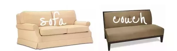 Whats The Difference Between A Sofa And A Couch