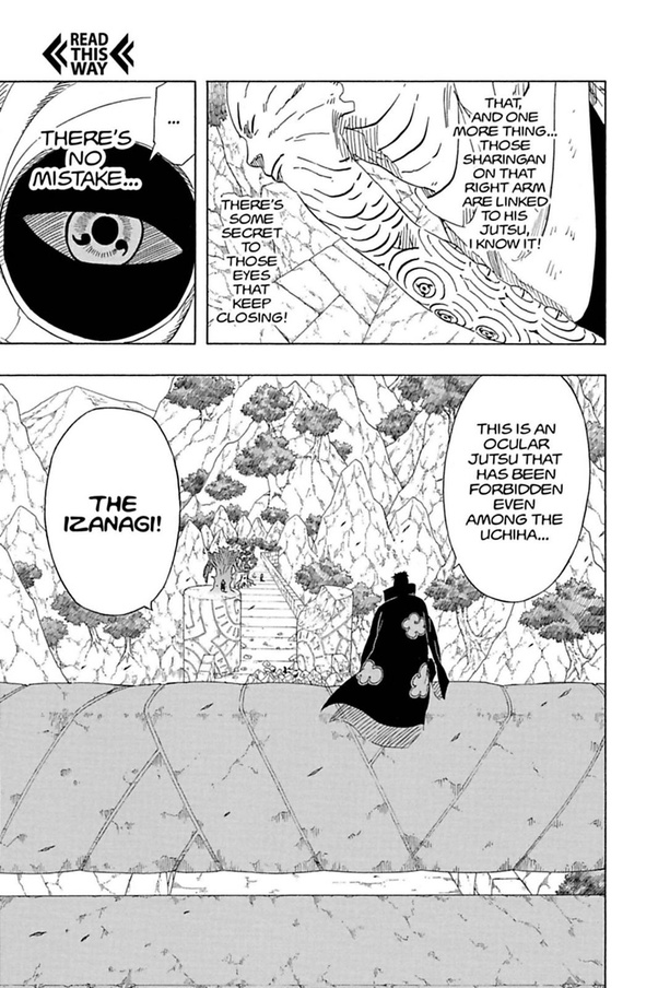 How Did Itachi Use Izanami When We Know You Must Have Senju And Uchiha Powers To Use It Quora