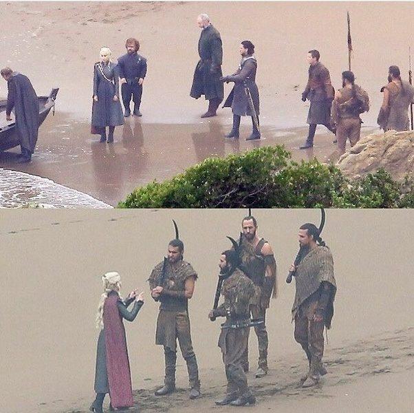Game Of Thrones Season 7 Episode 6 Leak Daenerys Drastic: [SPOILER] In The Game Of Thrones Season 7 Leaked Photo