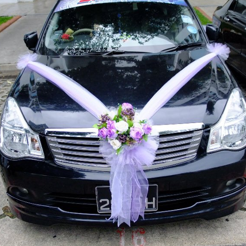 For Complete List Of Wedding Car Decoration Ideas You Can Visit Below Website