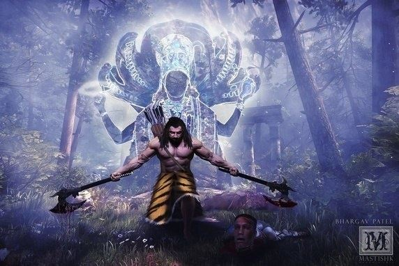 Enlightone: Where Is The Origin Of Parashuram And What Is His Actual