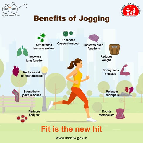 a discussion on the health benefits of jogging Maintain a healthy weight prevent or manage various conditions, including heart   the faster, farther and more frequently you walk, the greater the benefits.