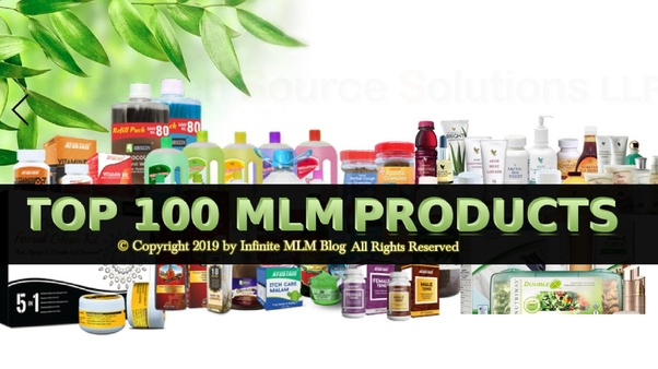What are the best products you've seen in MLM? - Quora