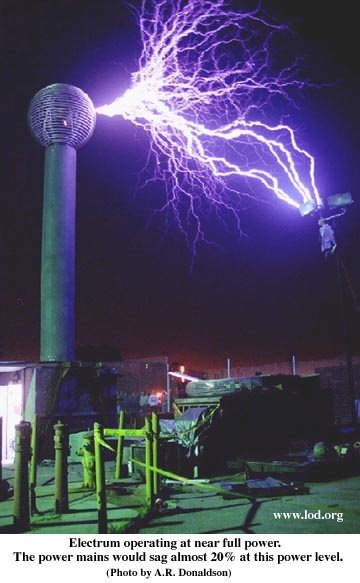 How Does A Tesla Coil Work Quora