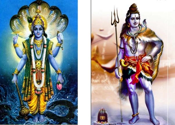 How did Lord Vishnu and Lord Shiva originate? - Quora
