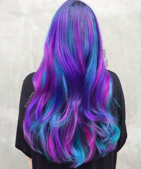 would you ever dye your hair a color that is not a natural