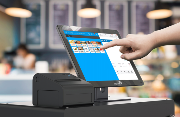 What is the split between a cash register and the electronic point of sales  in the UK & Germany? - Quora