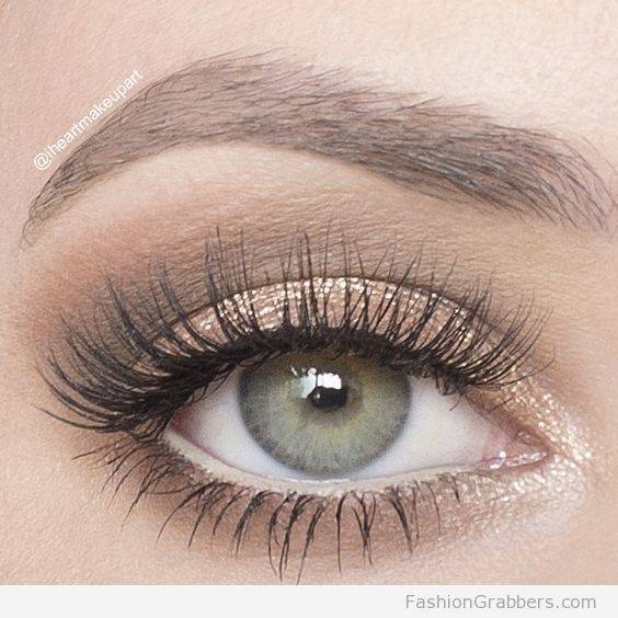 How To Apply Eye Makeup For Green Eyes Quora