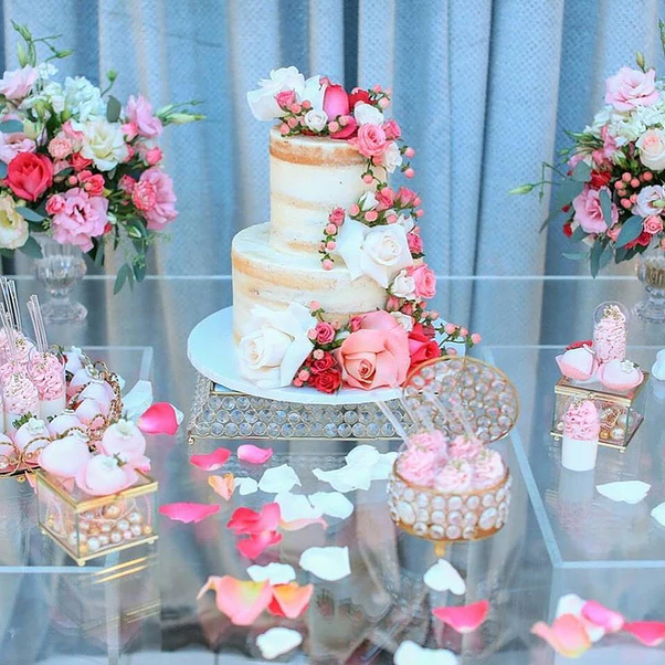 Design Your Own Wedding Cake: What Are Some Good Ideas To Design Your Own Wedding Cake