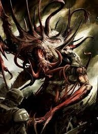 How does one become a Chaos Spawn in the Warhammer 40k ...Warhammer 40k Chaos Gods Fanfiction