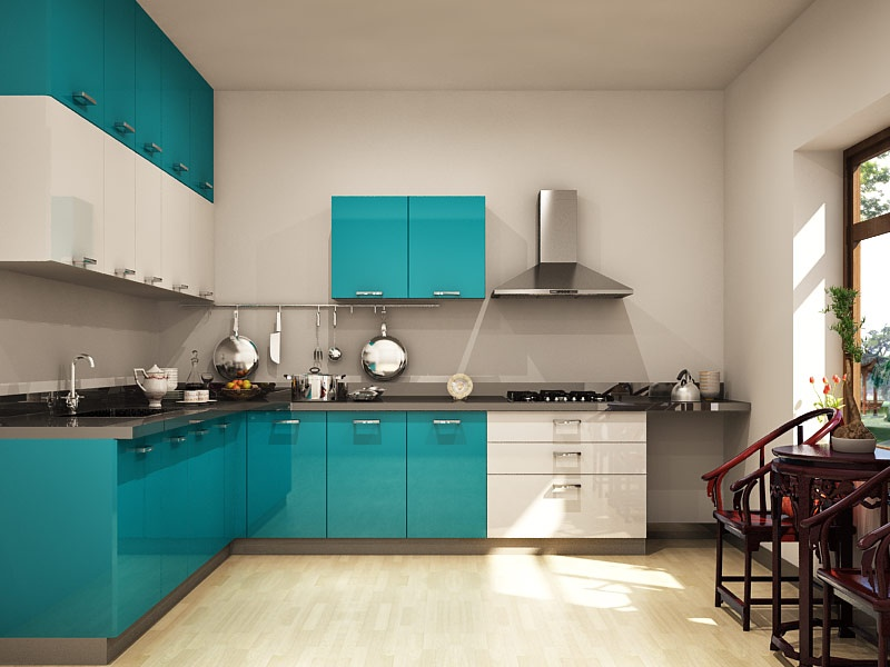 Who Are The Best L Shaped Modular Kitchen Quora