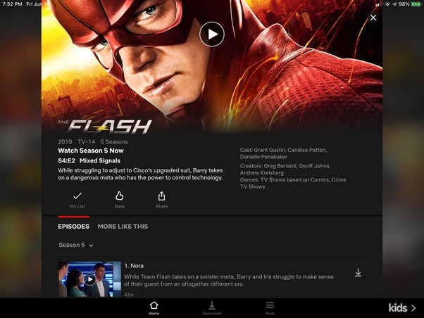 When will season 5 of the Flash come out on Netflix? - Quora