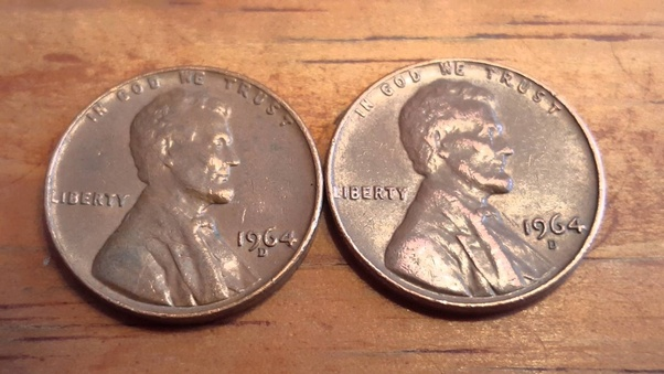 Where is the mint letter on a penny? - Quora