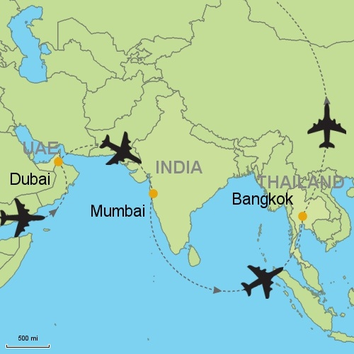 How to travel to dubai by land i have chalked a route passing how to travel to dubai by land i have chalked a route passing through india pakistan and iran but will it be practical quora gumiabroncs Image collections