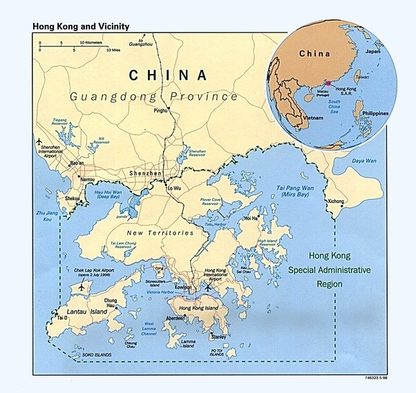 Why is hong kong lenient and liberal while singapore is strict and hong kong has never been challenged the way singapore has gumiabroncs Images