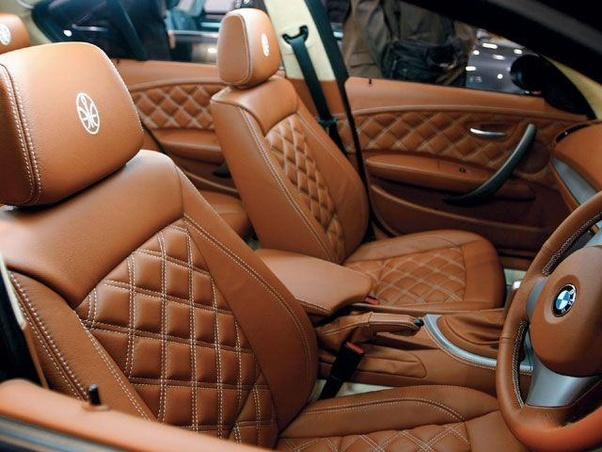 How to clean leather seats in my car