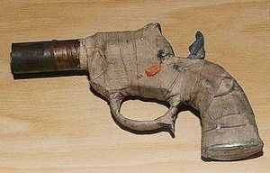 How easy is it to make a lethal gun? - Quora Homemade Weapons Designs on funny weapons designs, improvised weapons designs, indian weapons designs, homemade weapons furniture, homemade weapons systems, anime weapons designs,