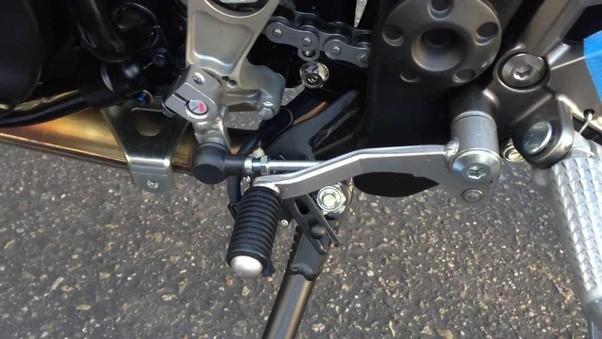 How To Adjust Suzuki Quad Gear Shift Lever Linkage