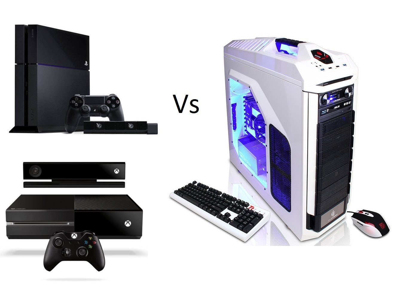 PC gaming vs console gaming: What are the advantages of each