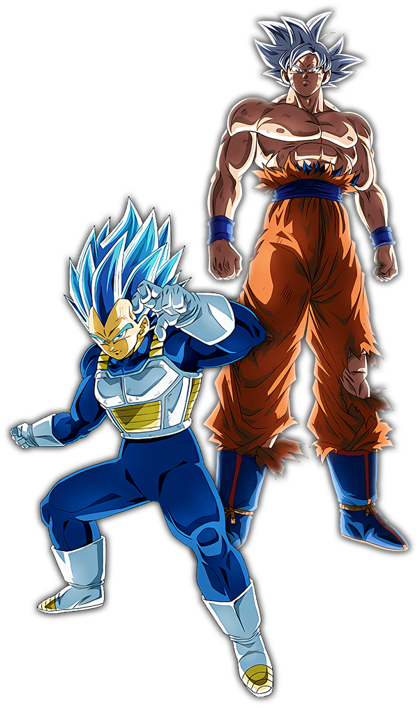 Goku Vegeta Fusion