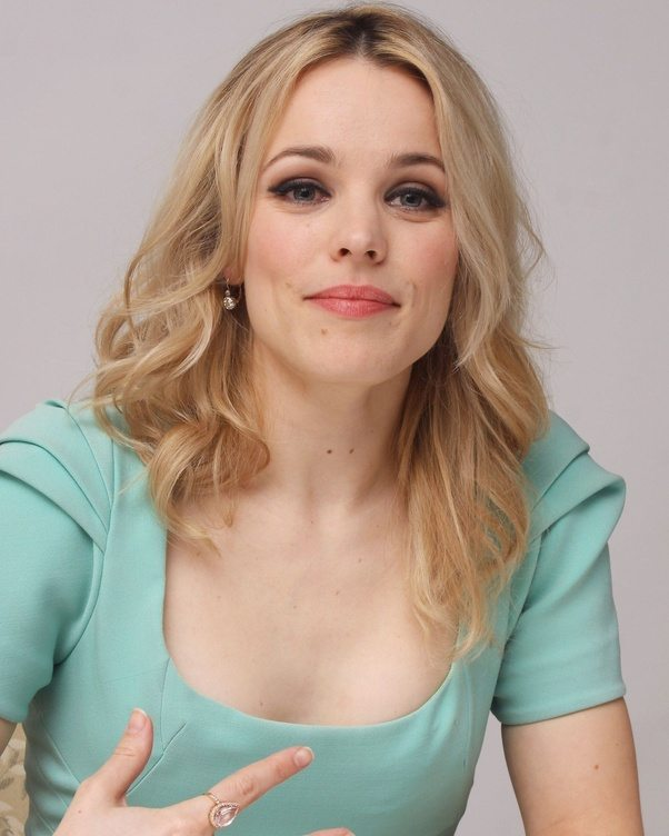 However I Coooould Make An Exception For Rachel Mcadams