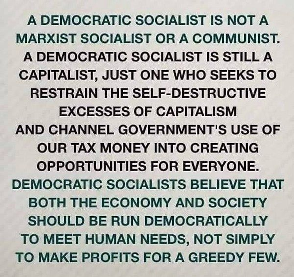 Time Has Shown Us That Neoliberalism Doesnt Work And Socialism Isn