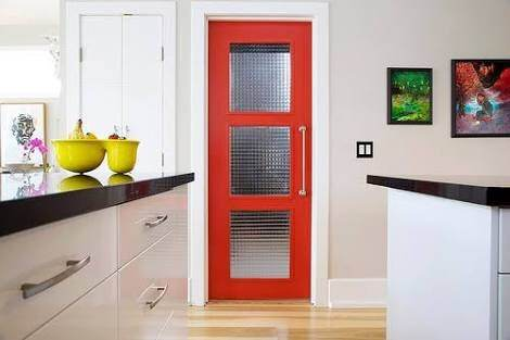 If Your Interior Doors Are White Can You Use Dark Trim Or Does Trim