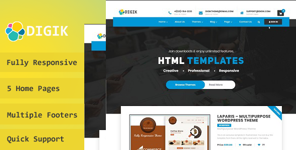 template monster html nulled definition