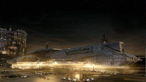 What Is The Best Science Fiction Ship Ever Imagined In