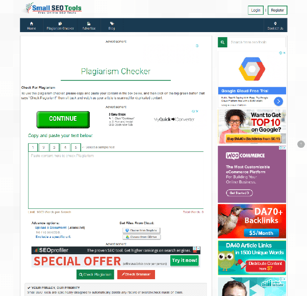 thesis plagiarism checker online Use our convenient free plagiarism checker to check your text for uniqueness against billions of web sites and texts posted online.