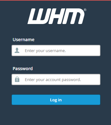 What is WHM? What are the different ways to open it?