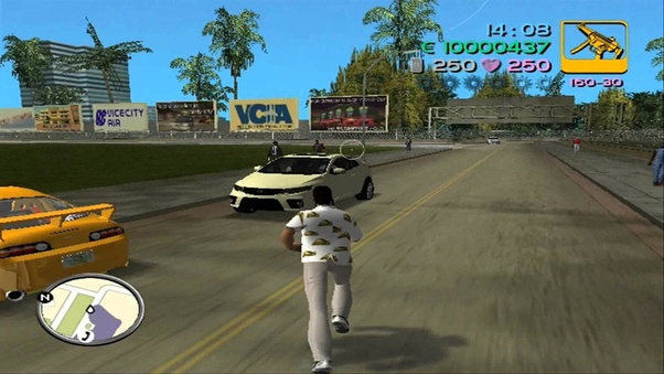 gta vice city game free download pc