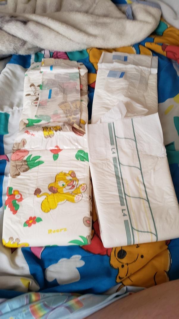 Adult bowel movement diapers