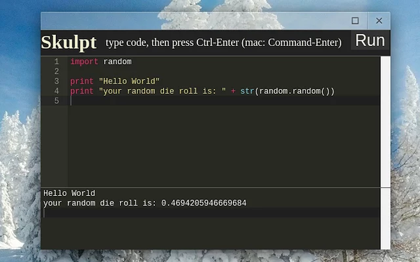 Is it best to learn GUI programming with Python? - Quora