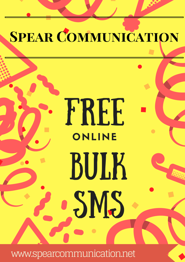 What are some good sites to send free anonymous sms quora start your bulksms marketing in minutes send out seasonal greetings across your database with spear communication online whatsapp and sms marketing m4hsunfo