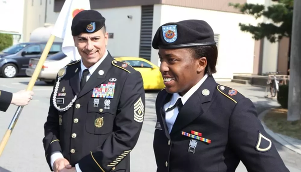 What Is Considered A Military Formal Wear Quora