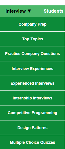 What Is The Best Way To Prepare For Interviews On The Geeksforgeeks Website Quora