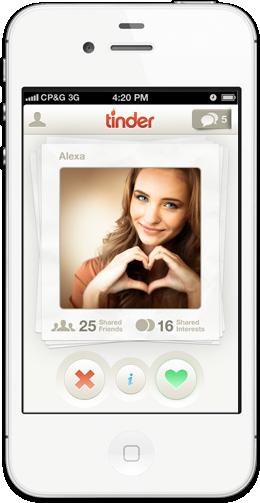 New tinder hookup app