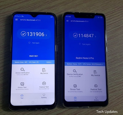 Which phone is better, Realme 2 Pro or Redmi Note 6 Pro? - Quora