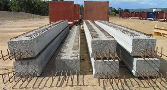 what is prestressed concrete and what is the advantage of prestressed concrete over rcc