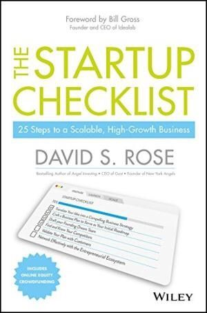What is a list of the best books for a startup ceo quora the startup checklist fandeluxe Gallery