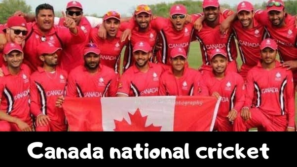 Does Canada Have Its National Cricket Team Quora