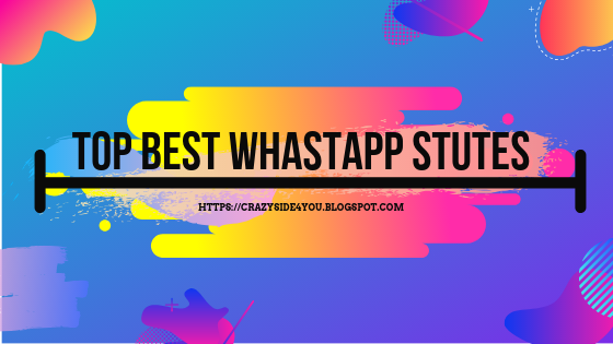 What Are Some Short Whatsapp Status Quora