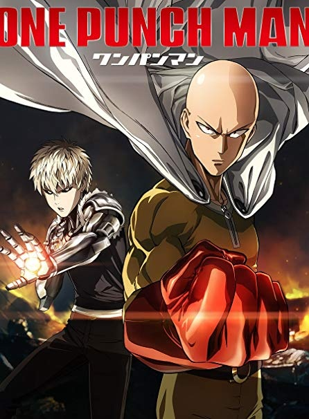 Which anime do you prefer, One Punch Man or Boku No Hero